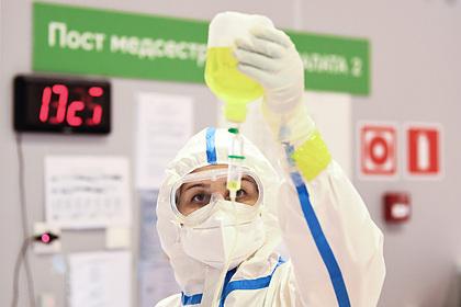 Снижение роста заболеваемости COVID-19в Москве назвали временным