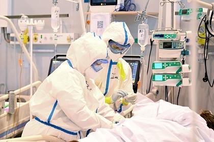 Власти назвали число москвичей симмунитетом киндийскому штамму коронавируса