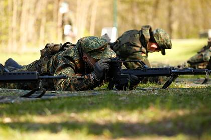 В Германии заявили о подготовке к войне с Россией