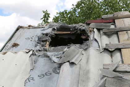 ДНР обвинила Украину в обстреле окрестностей Горловки