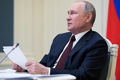 Путин прокомментировал наращивание войск НАТО у российских границ