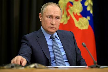 Путин напомнил обответственности России забезопасность соседних стран
