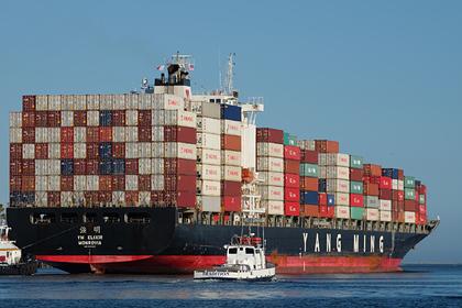 Стоимость морских грузоперевозок рекордно подорожала из-за Китая