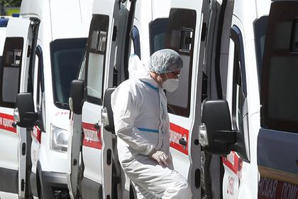 В Москве побит рекорд по числу умерших от коронавируса за сутки