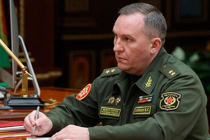 Министр обороны Белоруссии заявил о начавшейся прокси-войне