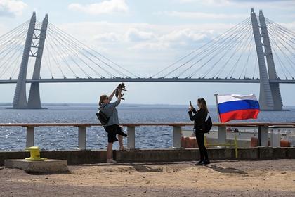 Санкт-Петербург стал больше
