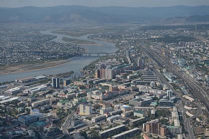 Панорама Улан-Удэ