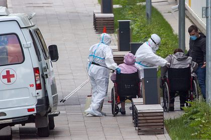 Голикова назвала показатели заболеваемости коронавирусной инфекцией