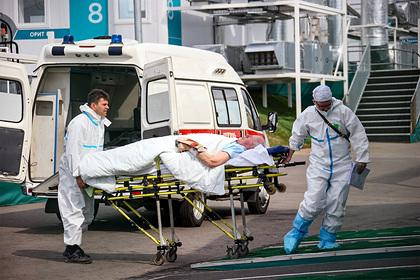 Голикова назвала регионы России с превышением заболеваемости по коронавирусу