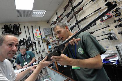 Совфед одобрил закон о повышении возраста приобретения оружия в России