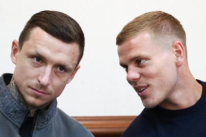 Кокорина и Мамаева обязали выплатить компенсацию избитому водителю