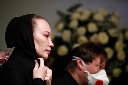 Вдова Грачевского поделилась последним разговором с мужем