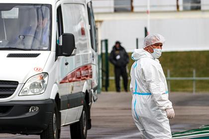 В России устранили сложности с госпитализацией больных с COVID-19