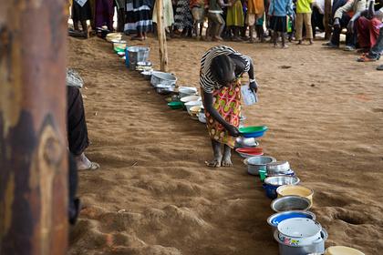 Десяткам миллионов людей предрекли голод