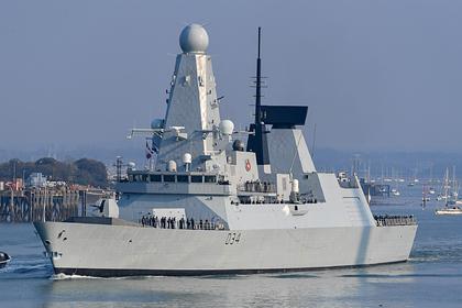 Британия допустила проведение морских маневров у берегов «украинского» Крыма