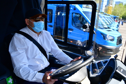 В Подмосковье предложили пускать в общественный транспорт только по QR-коду