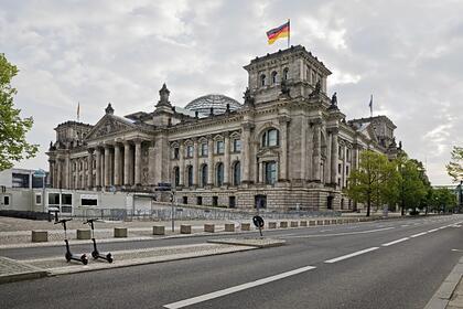 В Германии упрекнули Европу в отталкивании России