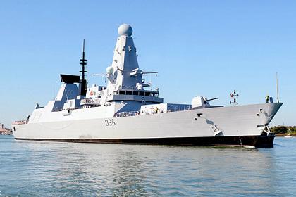 Попавший на борт британского эсминца журналист описал инцидент в Черном море