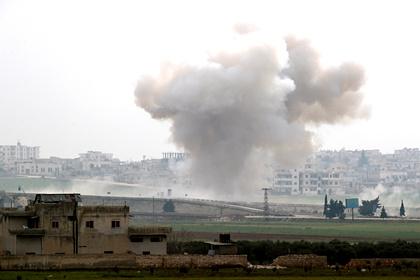 В России предупредили о подготовке боевиками «химической атаки» в Сирии
