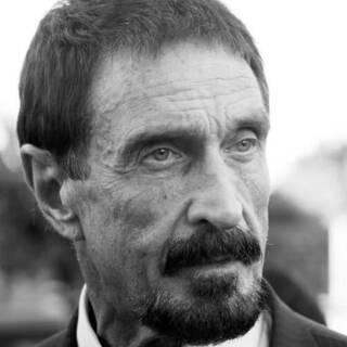 Джон Макафи