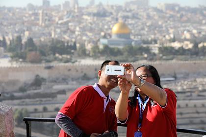 Израиль отложил открытие границ для иностранных туристов