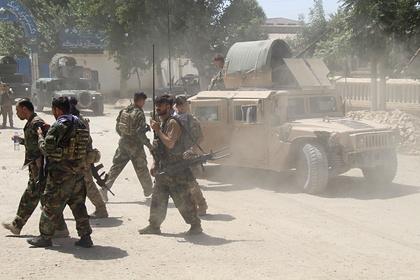 Афганскому правительству предрекли падение после вывода американских войск