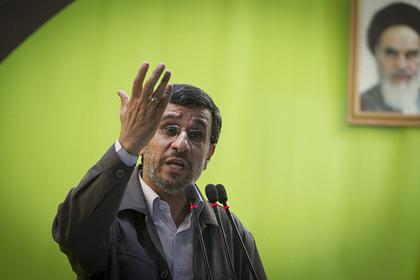 Бывший президент Ирана Ахмандинежад предрек крах США