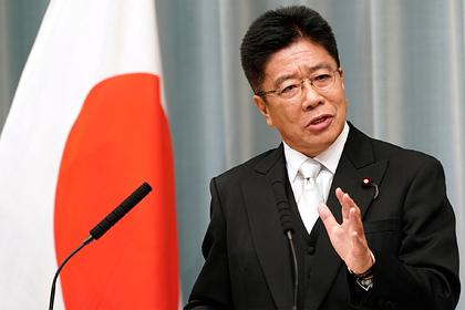 Япония выразила протест России из-за учений на Курилах