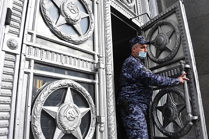 В МИД осудили действия Великобритании в ситуации с эсминцем в Черном море