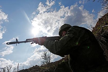 ДНР обстреляла позиции украинской армии в ответ на огонь по Горловке
