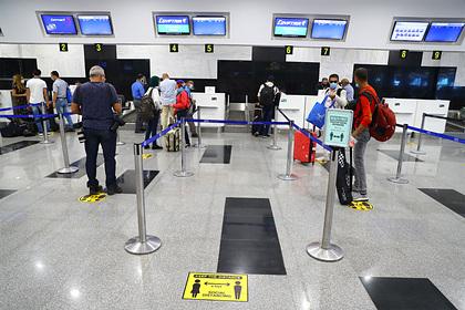 В России заявили о скором возобновлении авиасообщения с Египтом