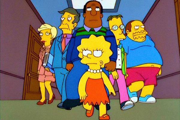 «Менса» из «Симпсонов»