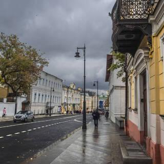 Улица Пречистенка, Москва