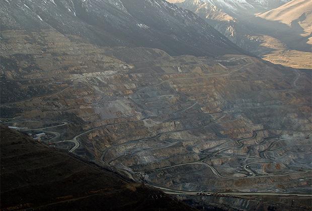 Каджаранское медно-молибденовое месторождение