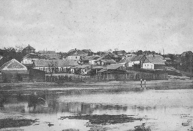 Мелитополь — родной город Павла Судоплатова