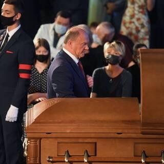 Церемония прощания с Владимиром Меньшовым