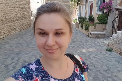 Настасья Занько