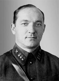 Военинженер первого ранга Георгий Лангемак