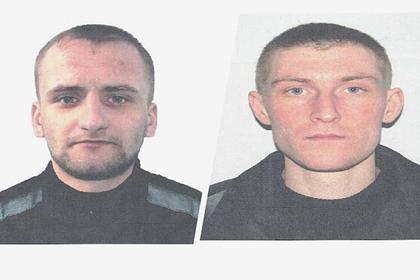 Двое российских осужденных сбежали из колонии