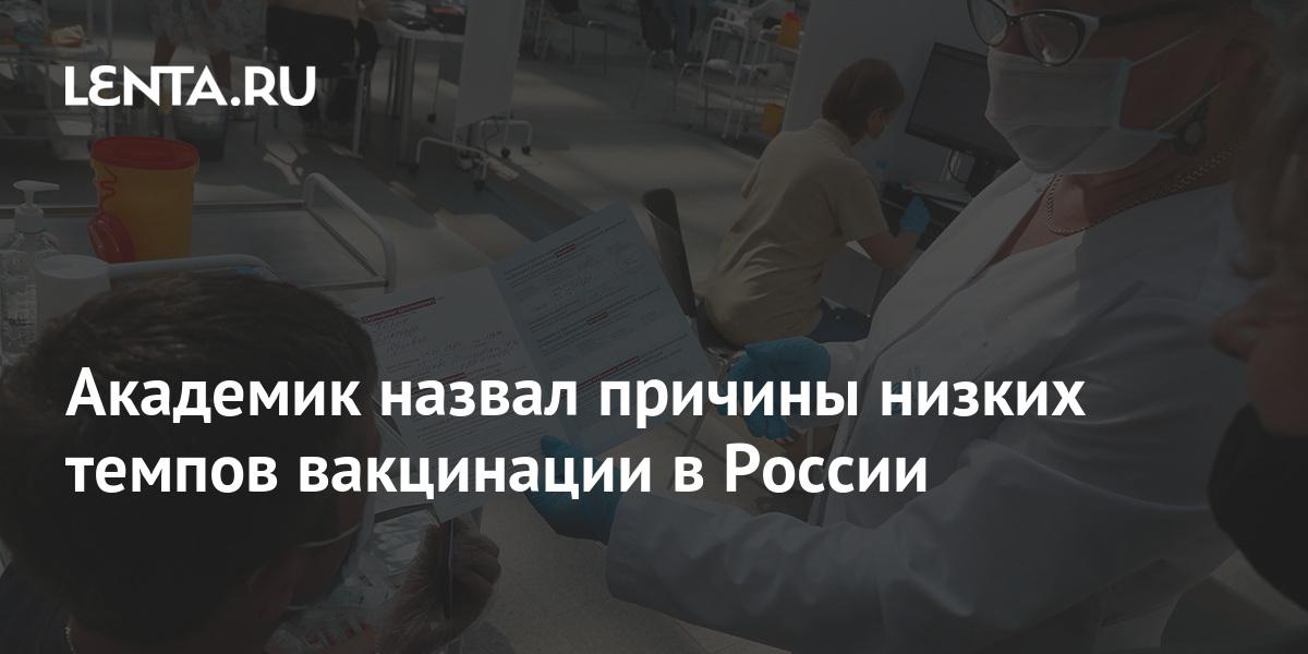 share 6743e1b8de751a12631dd572312403c2 Академик назвал причины низких темпов вакцинации в России