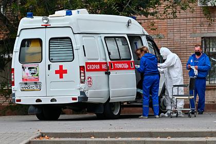 В российском регионе выявили исключительно «дельта»-штамм коронавируса: Общество: Россия: Lenta.ru