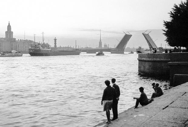 Ленинград, 1967 год