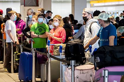 ВОЗ призвала облегчить требования для зарубежных путешествий: Мир: Путешествия: Lenta.ru