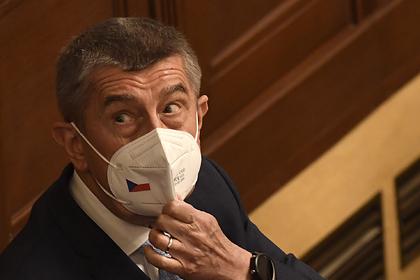 Премьер Чехии заинтриговал соцсети обещанием «завтра сказать правду»: Политика: Мир: Lenta.ru