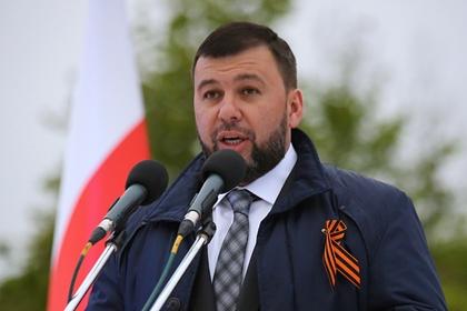 В «Единой России» заявили о готовности принять главу ДНР в свои ряды