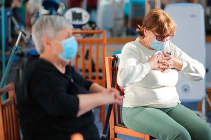 В России разработают программу медицинской реабилитации на ближайшие пять лет