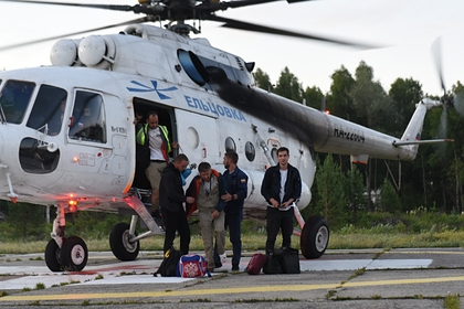 Двух человек госпитализировали после жесткой посадки Ан-28 в тайге