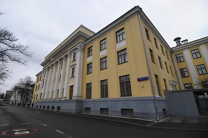 Здание городской клинической больницы имени С. П. Боткина
