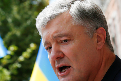 Порошенко пообещал вернуть Крым в течение года: Украина: Бывший СССР: Lenta.ru