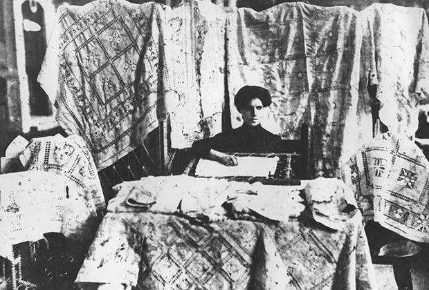 Артель, 1911 год
